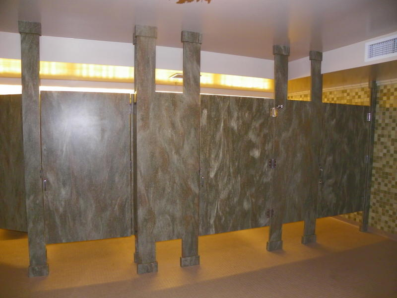 Photo Gallery Privacy Partitions Shower Shapes - Bathroom privacy partitions