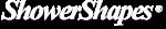 ShowerShapes Logo white